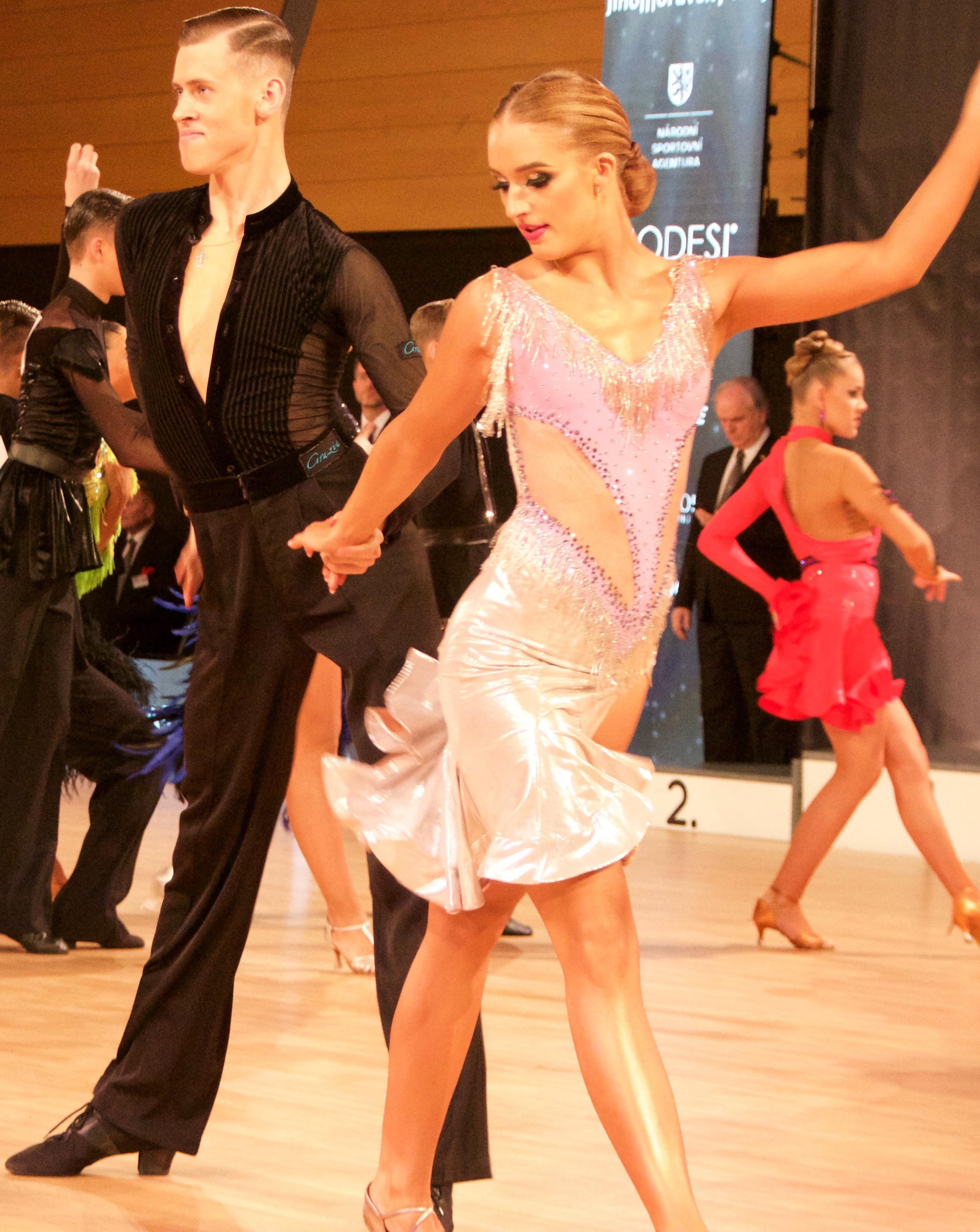 WDSF European Championship Ynglinge 10 Dance